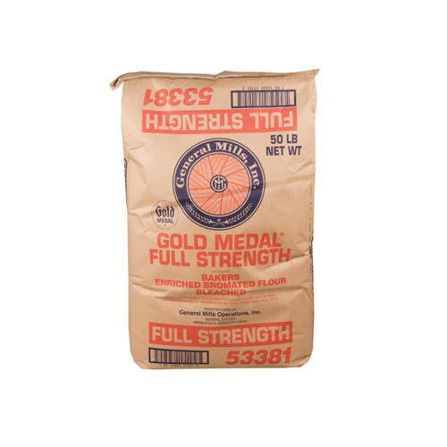 GM Full Strength Flour 50lb