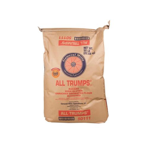 50lb GM All Trumps Flour