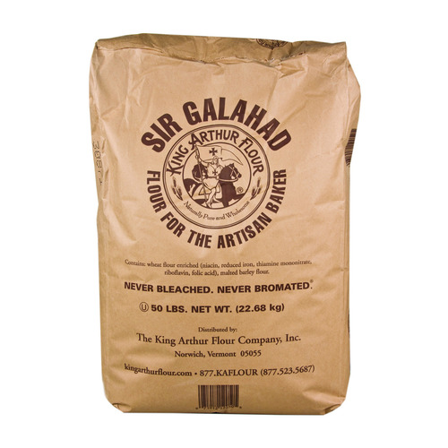 Sir Galahad Artisan Unbleached All Purpose Flour 50lb View Product Image