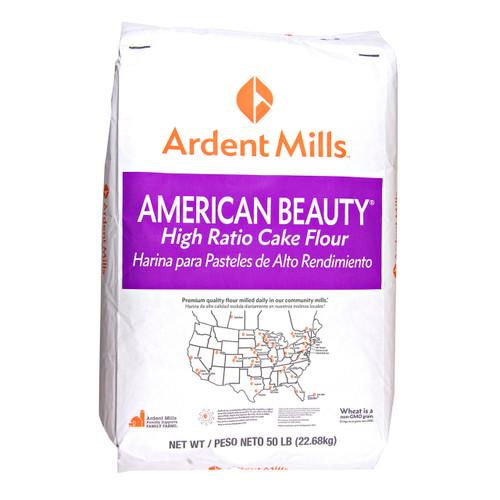 American Beauty Hi-Rise Cake Flour 50lb View Product Image
