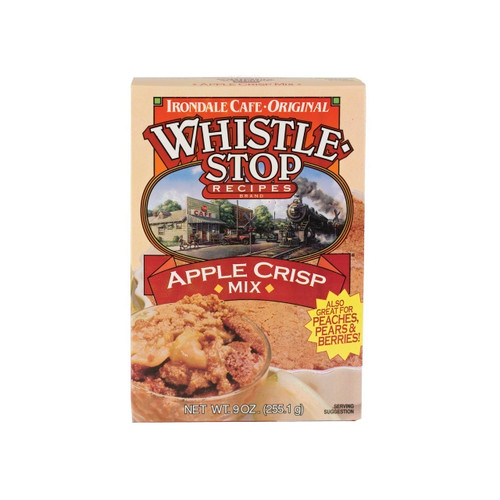 Apple Crisp Batter Mix 6/9oz View Product Image
