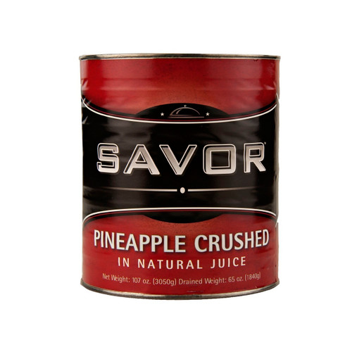 Crushed Pineapple In Natural Juice 6/10