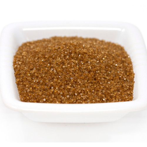 Gold Sanding Sugar 8lb