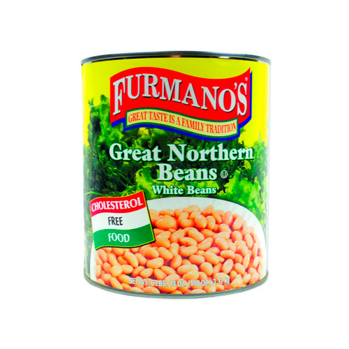 6/10 Great Northern Beans