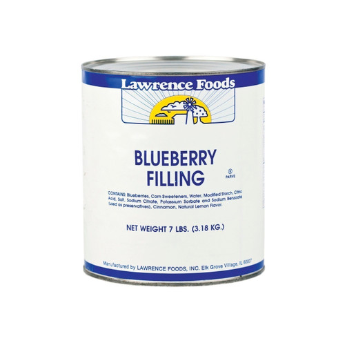 Blueberry Pie Filling 6/10