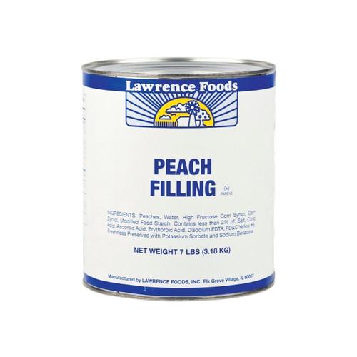 Peach Pie Filling 6/10