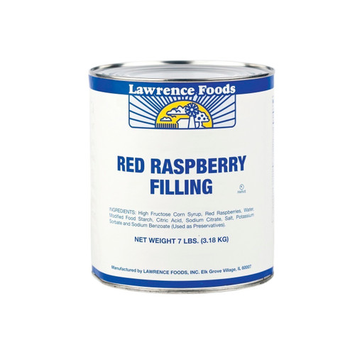 6/10 Red Raspberry Pie Filling