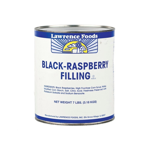 6/10 Blk Raspberry Pie Filling