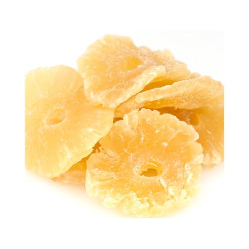 Unsulfured Pineapple Rings 4/11lb