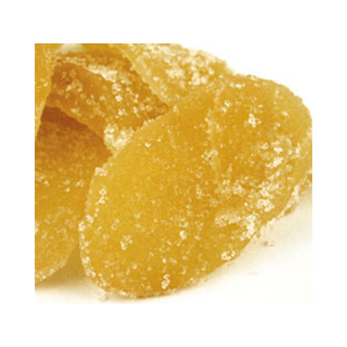Crystallized Ginger Slices 4/11lb