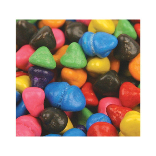 Rainbow Candy Coated Chips 8lb