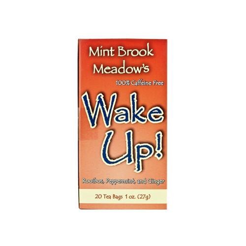 6/20CT Wake Up Tea