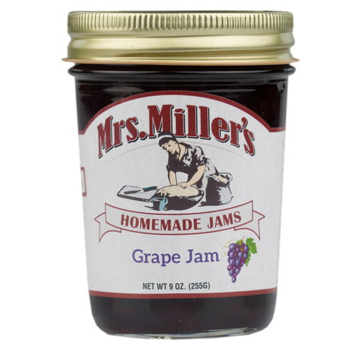 12/8OZ Grape Jam