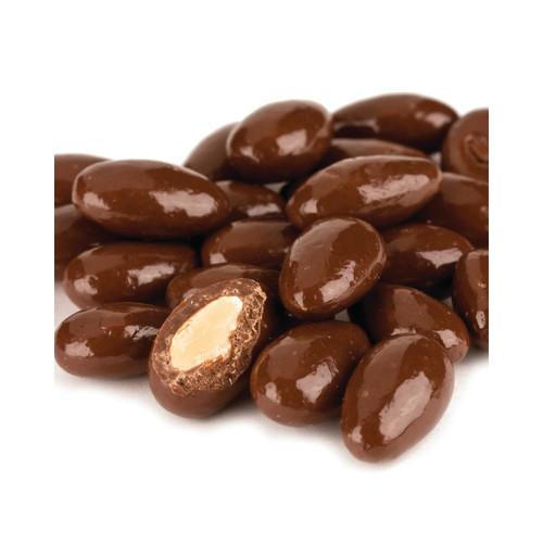 Milk Chocolate Almonds, No Sugar Added 10lb