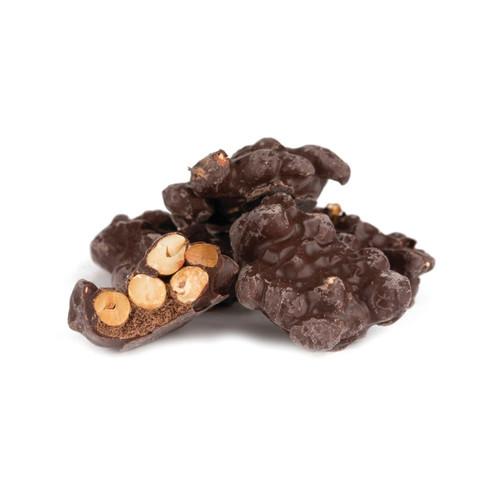 5lb Dk Chocolate Peanut Clust