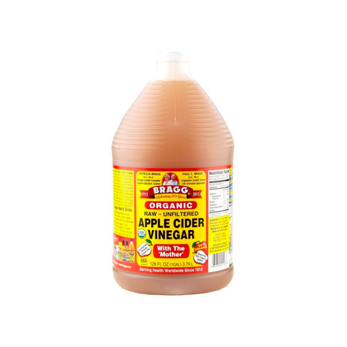 Organic Apple Cider Vinegar w/Mother 4/1gal View Product Image