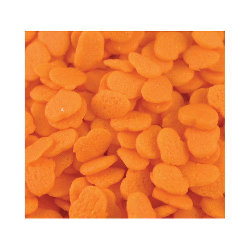 Mini Orange Pumpkin Shapes 5lb