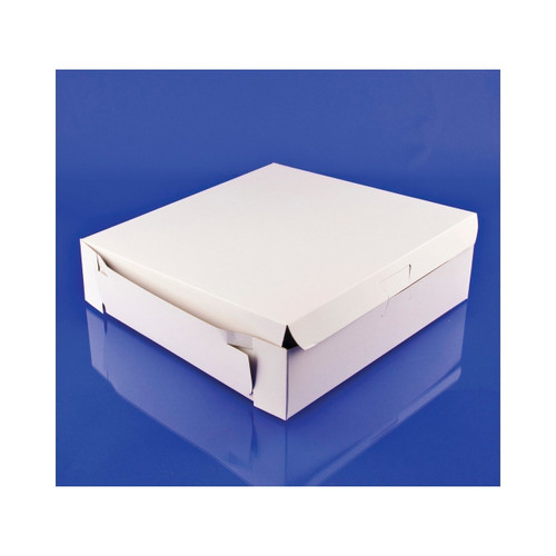 250CT 10X10X2.5 BAKERY BOX