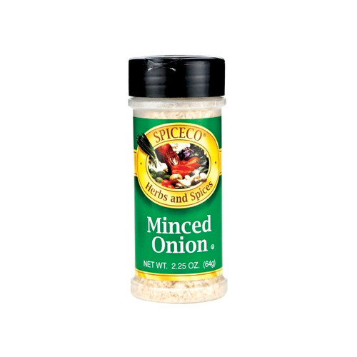 Minced Onion 12/2.25oz View Product Image