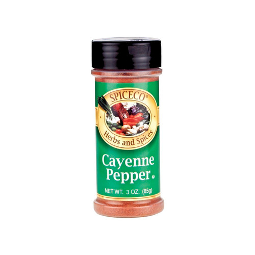 Cayenne Pepper 12/3oz