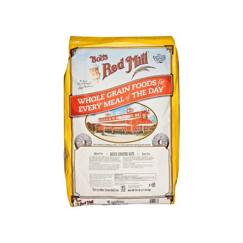 25lb Gluten Free Quick Cooking Oats