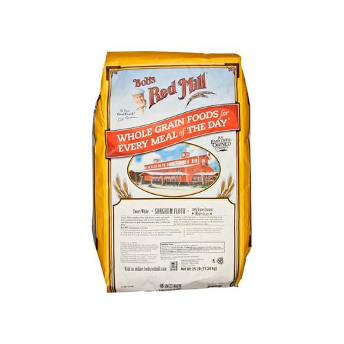 Gluten Free White Sorghum Flour 25lb