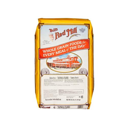 Gluten Free Tapioca Flour 25lb