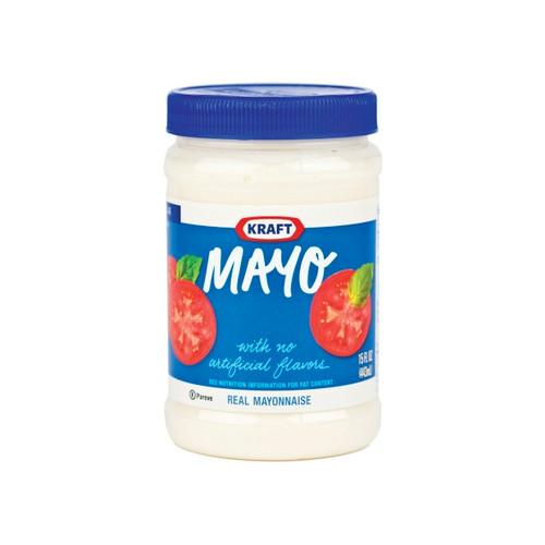 Kraft Mayo 12/15oz