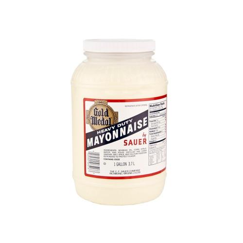 4/1gal Heavy Mayonnaise