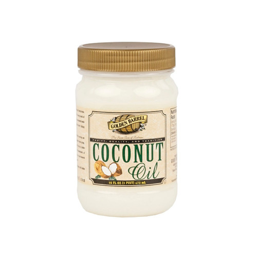 Coconut Oil 12/16oz