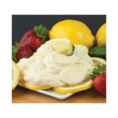 Natural Lemon Cheesecake Dip Mix, No MSG Added* 5lb