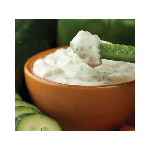 Cucumber Dill Dip Mix, No MSG Added* 25lb