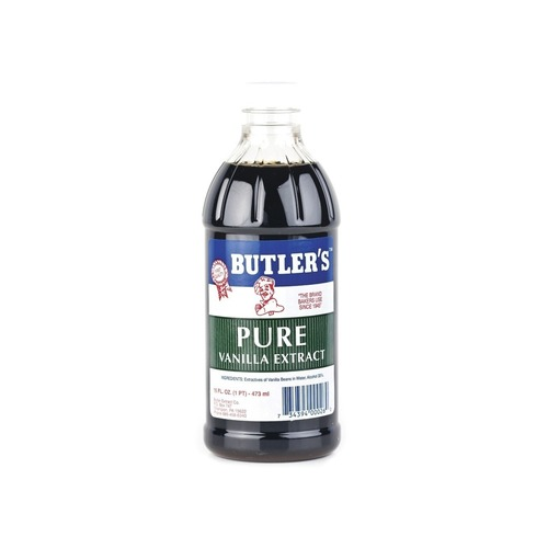 Pure Vanilla Extract 16oz