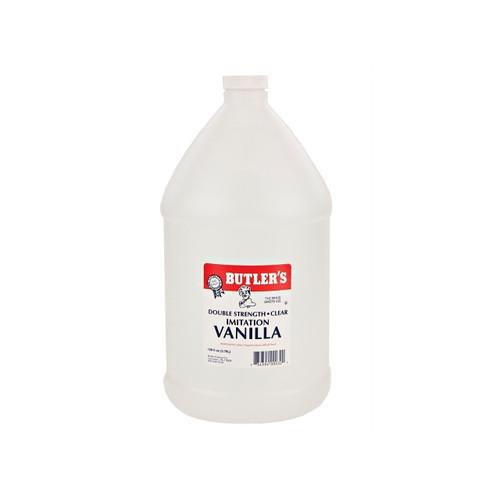 Clear Double Strength Imitation Vanilla 1gal