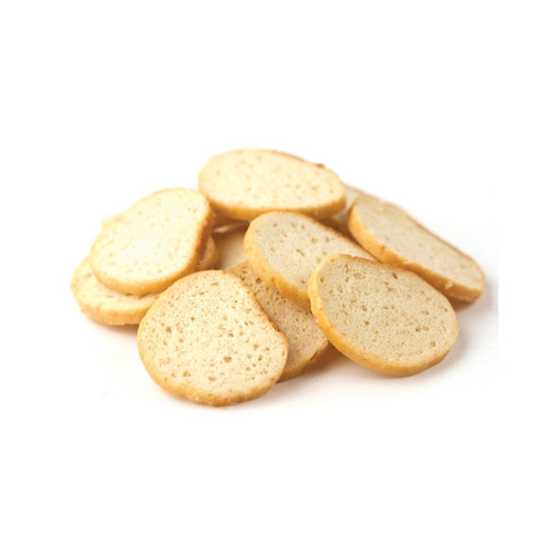 Sea Salt Bagel Chips 10lb