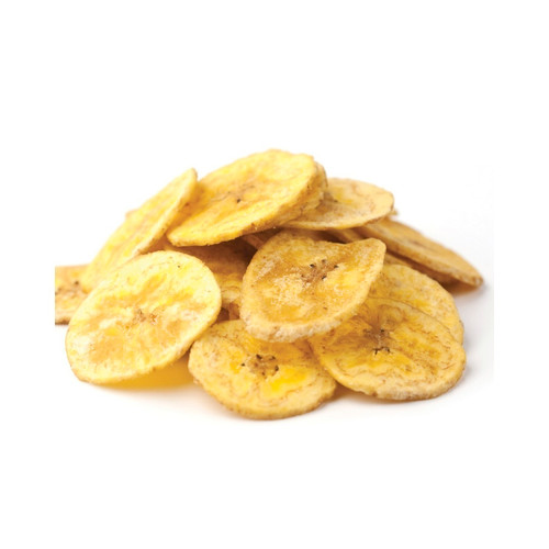 Plantain Chips, Salted 5lb
