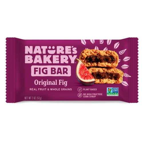 12ct Whole Wheat Fig Bar