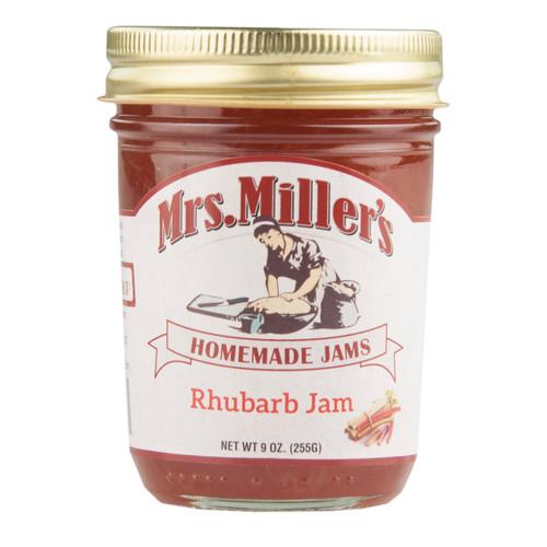 Rhubarb Jam 12/9oz View Product Image