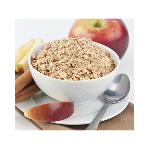 Natural Cinnamon Apple Oatmeal 10lb