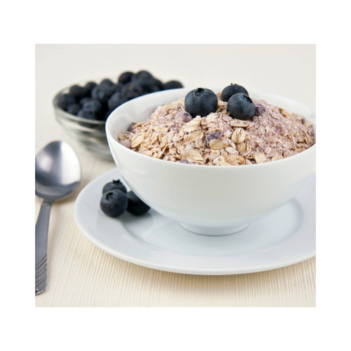 Natural Wild Blueberry Oatmeal 10lb