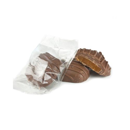 Milk Chocolate Caramels 10lb