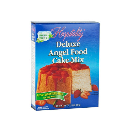 Angel Food Cake Mix 12/16oz