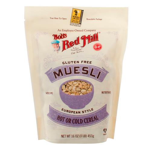 4/16oz Gluten Free Muesli