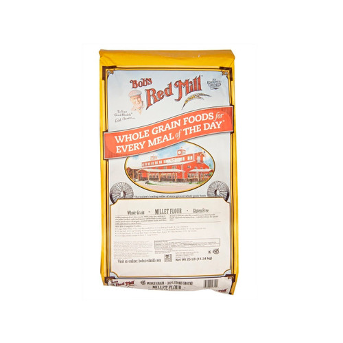 Gluten Free Millet Flour 25lb View Product Image