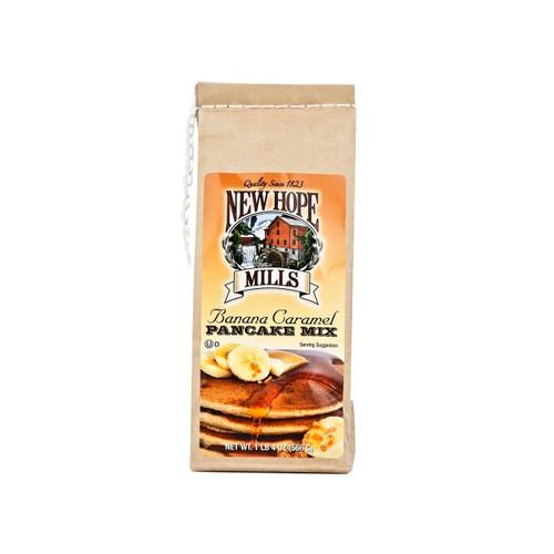 Banana Caramel Pancake Mix 12/20oz