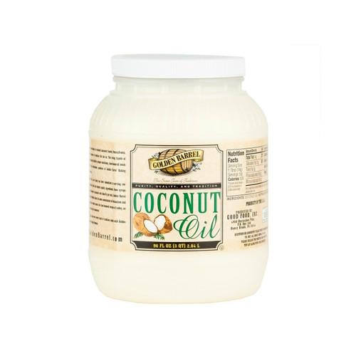 6/95.4oz Coconut Oil