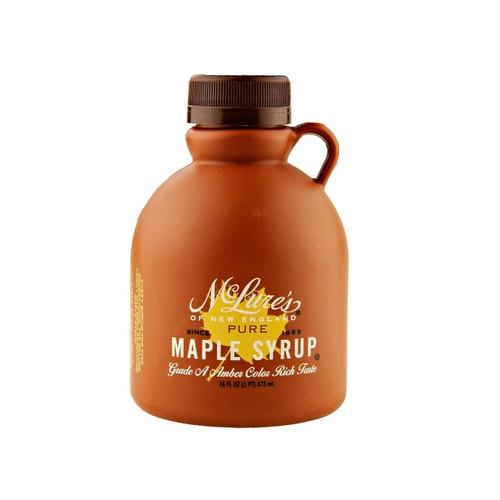 Amber Color Grade A Maple Syrup 12/16oz
