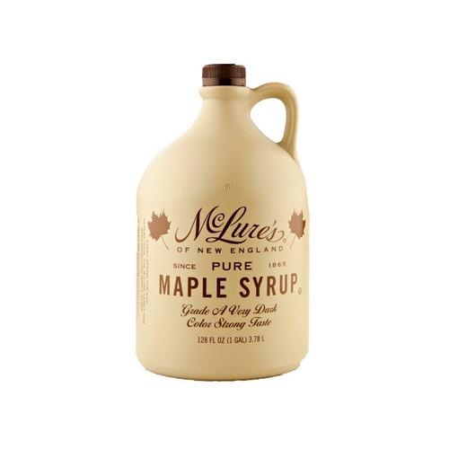 4/1gal Maple Syrup Grade B