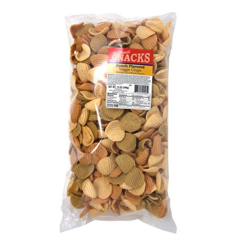9/12oz Veggie Chip W/Ranch Flavor