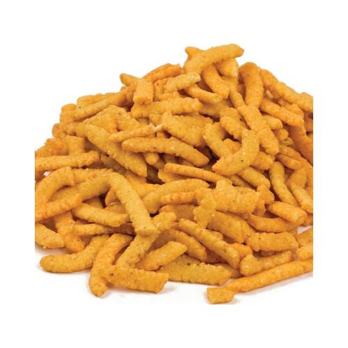 Nacho Cheese Corn Sticks 32lb